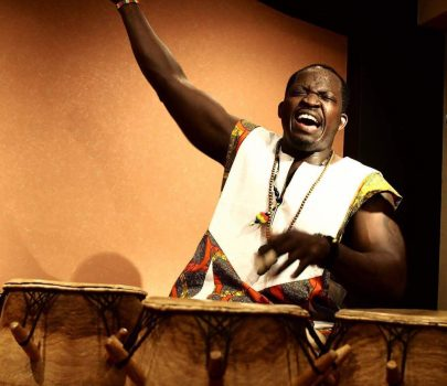 AFRICAN DRUMS DAY② Nii Tete&Sankofa Band