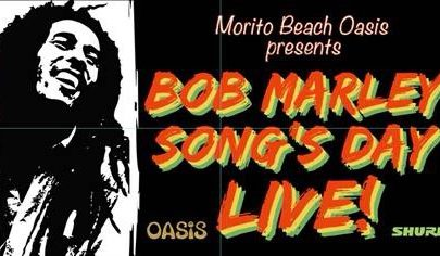 8/25(Sun) Bob Marley Song's Day